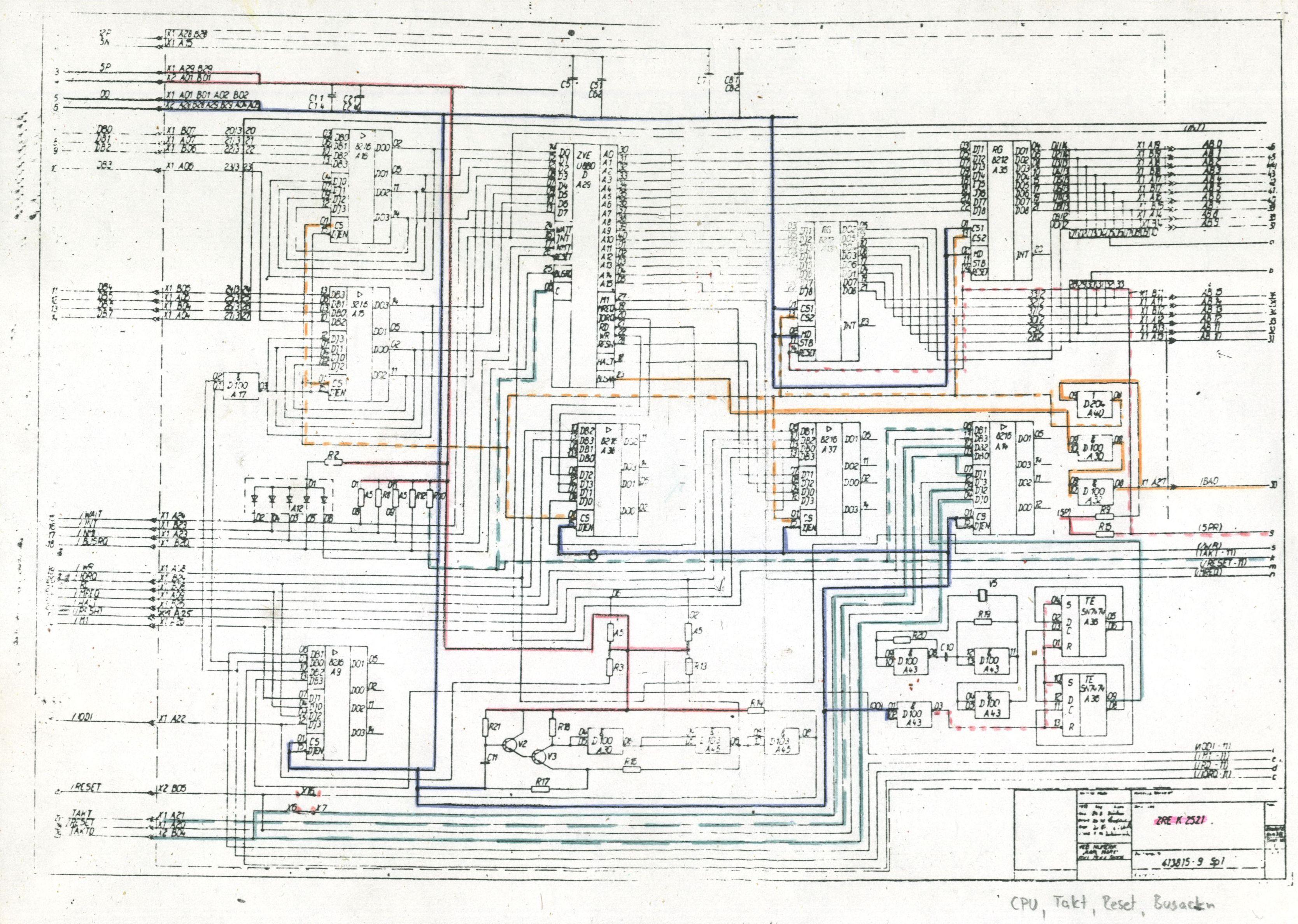 Wunderbar Cpu Verbindungen Diagramm Bilder - Schaltplan Serie ...
